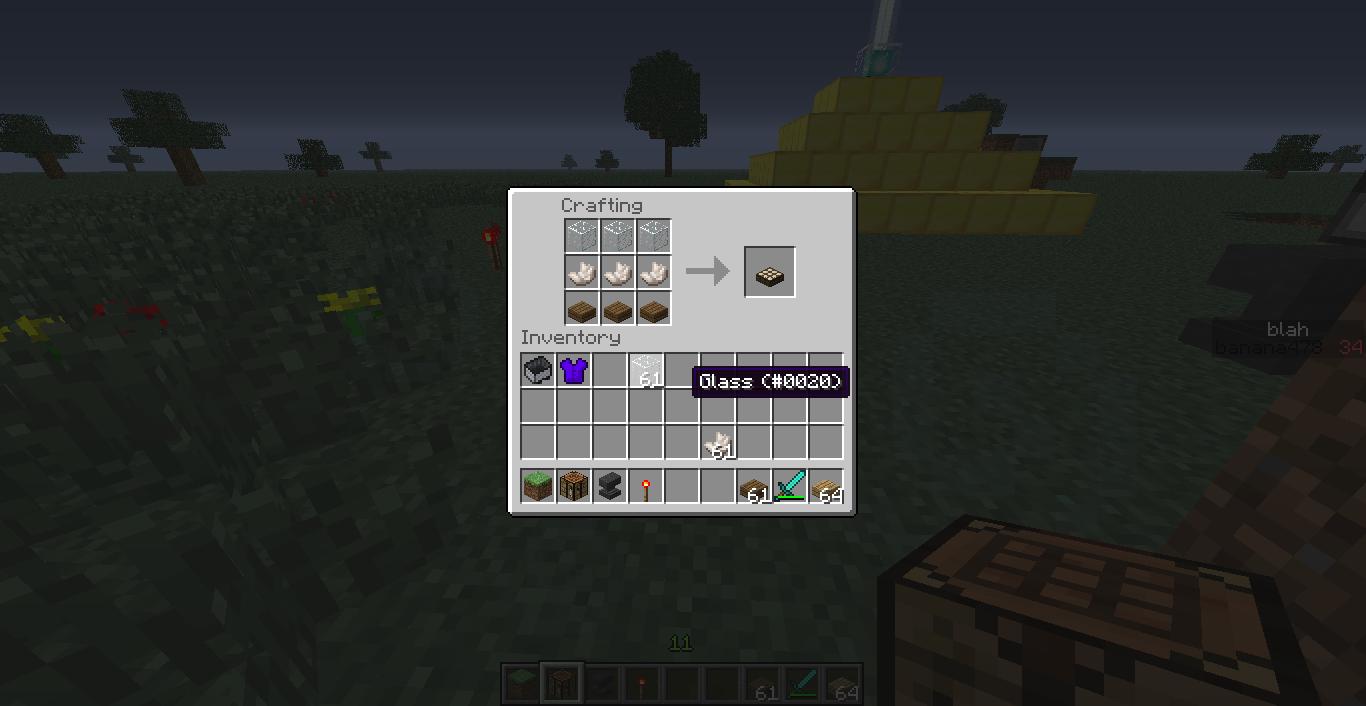 Minecraft How To Craft Daylight Sensor