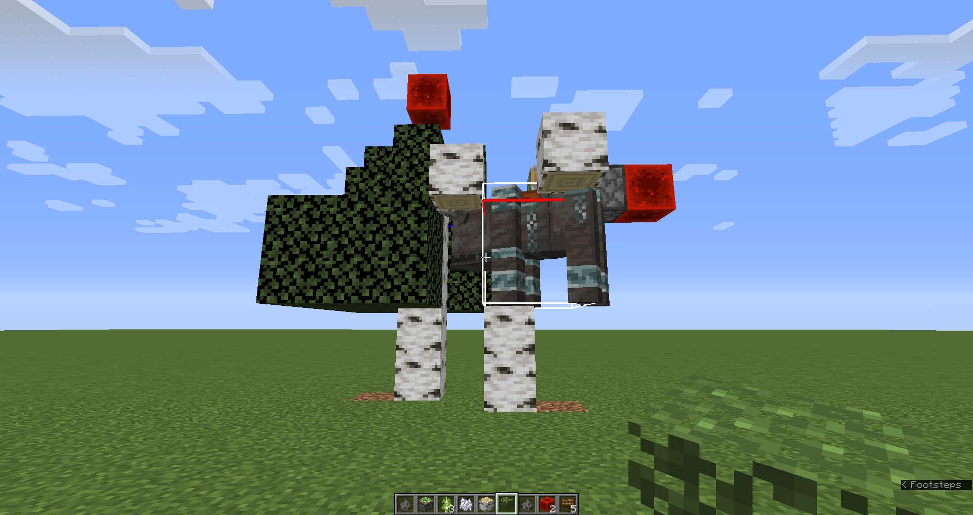 invisible blocks minecraft