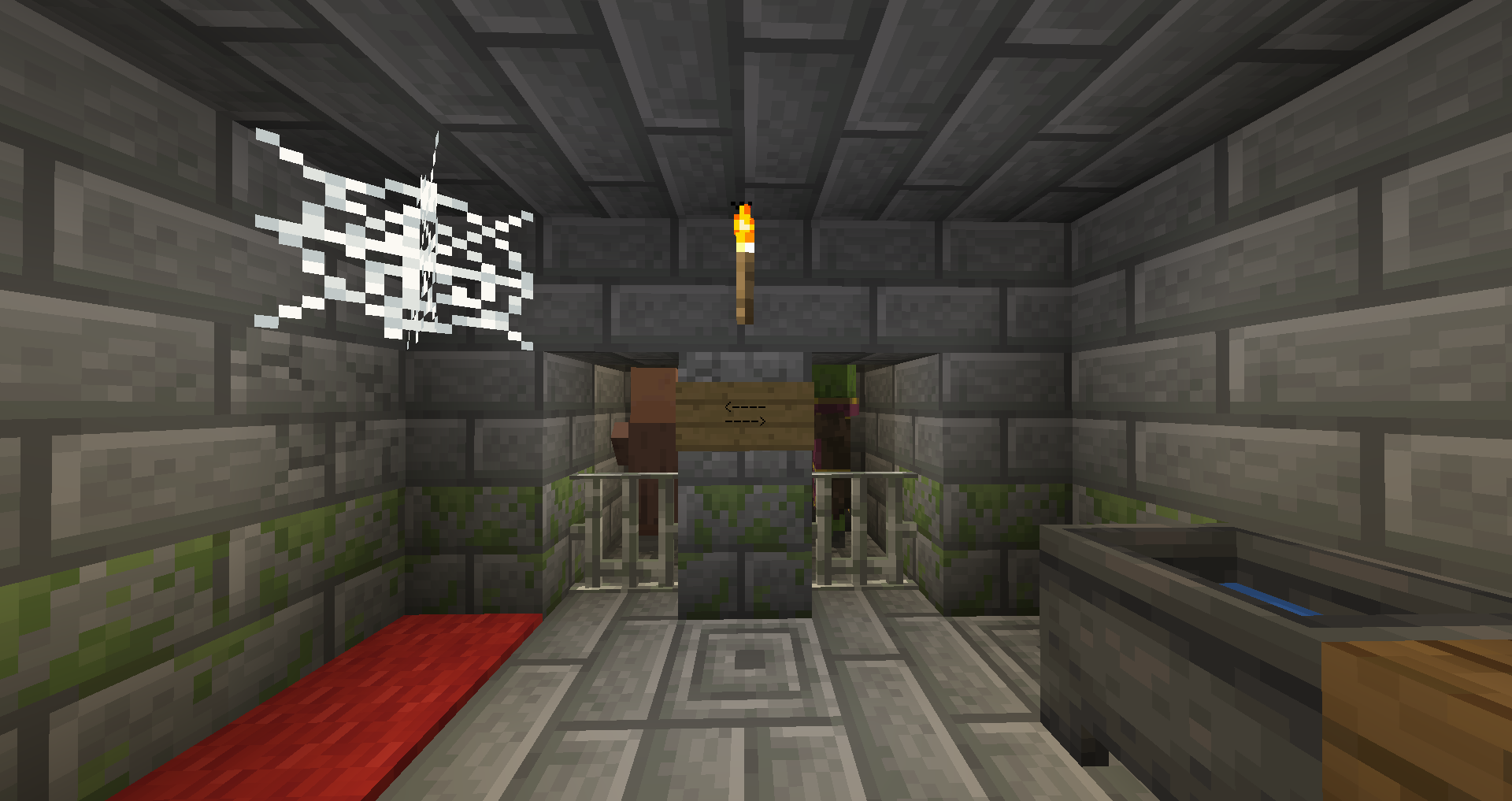 Mc 153796 1 14 Igloos Villager In Basement Is Nitwit Converted