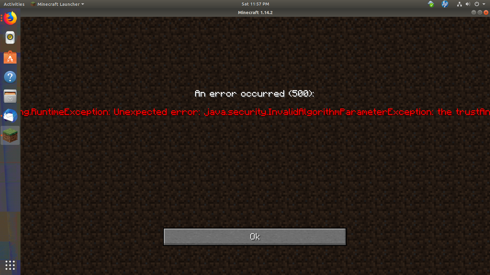 MC-154197] Server issues - Jira