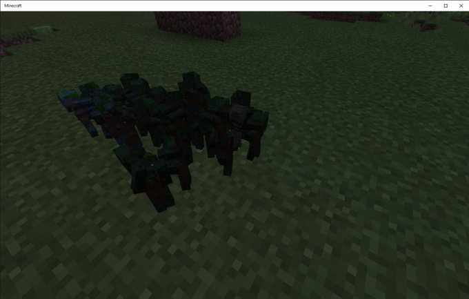 MCPE-34032] Drowned Zombies Spawn Rate Too High! - Jira