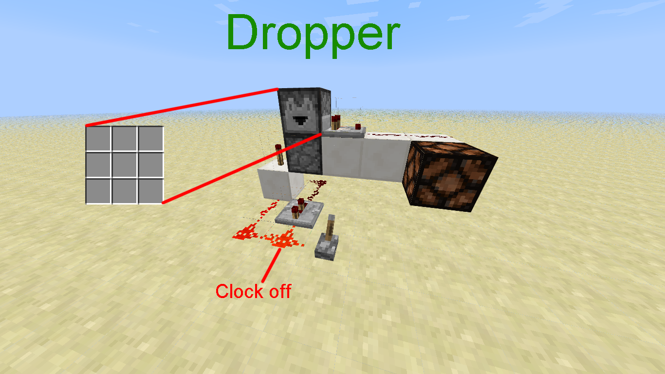 MC-10881] Comparator coming off of chests, droppers, hoppers
