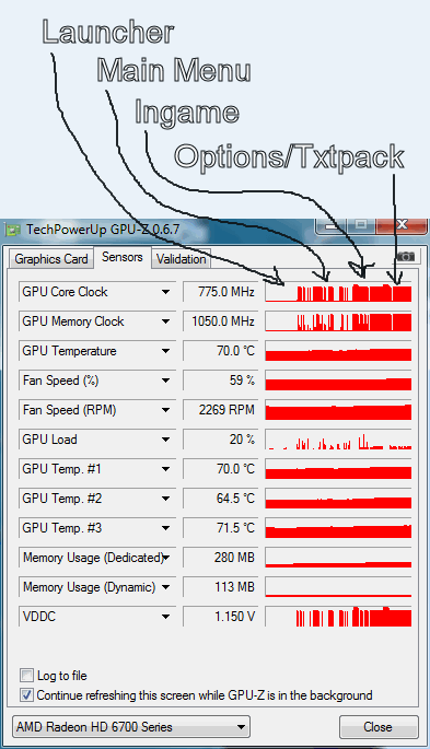 MC-11037] Uncapped framerate in certain screens causes high levels