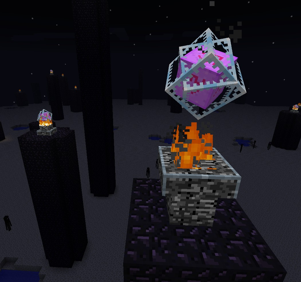 Trivia While obsidian is a strong block in Minecraft obsidian in the real world is a fragile volcanic glass However it is capable of reaching a sharpness equal to if not higher diamond