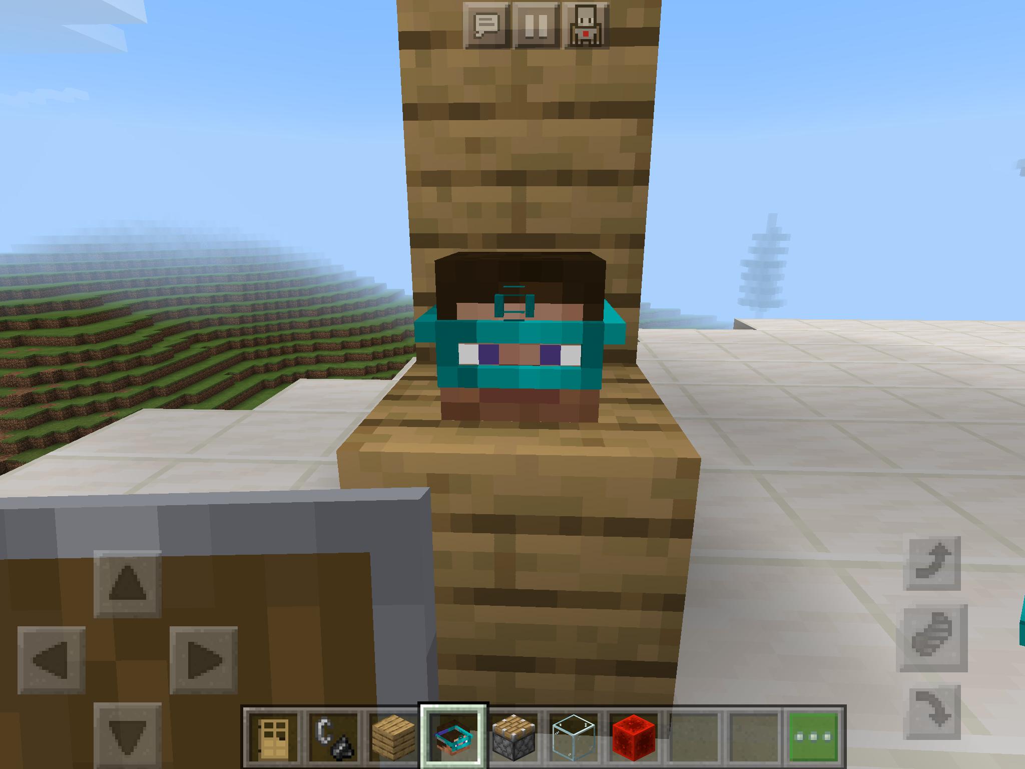 MCPE-12] Minecraft education edition blocks look weird with