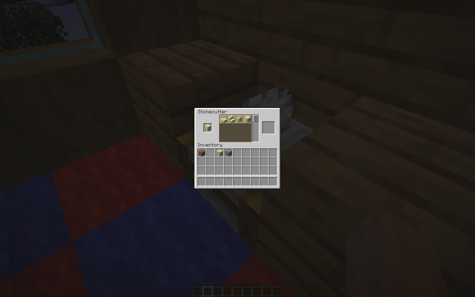 [MC-195995] End Stone stonecutter recipes are incorrectly ...