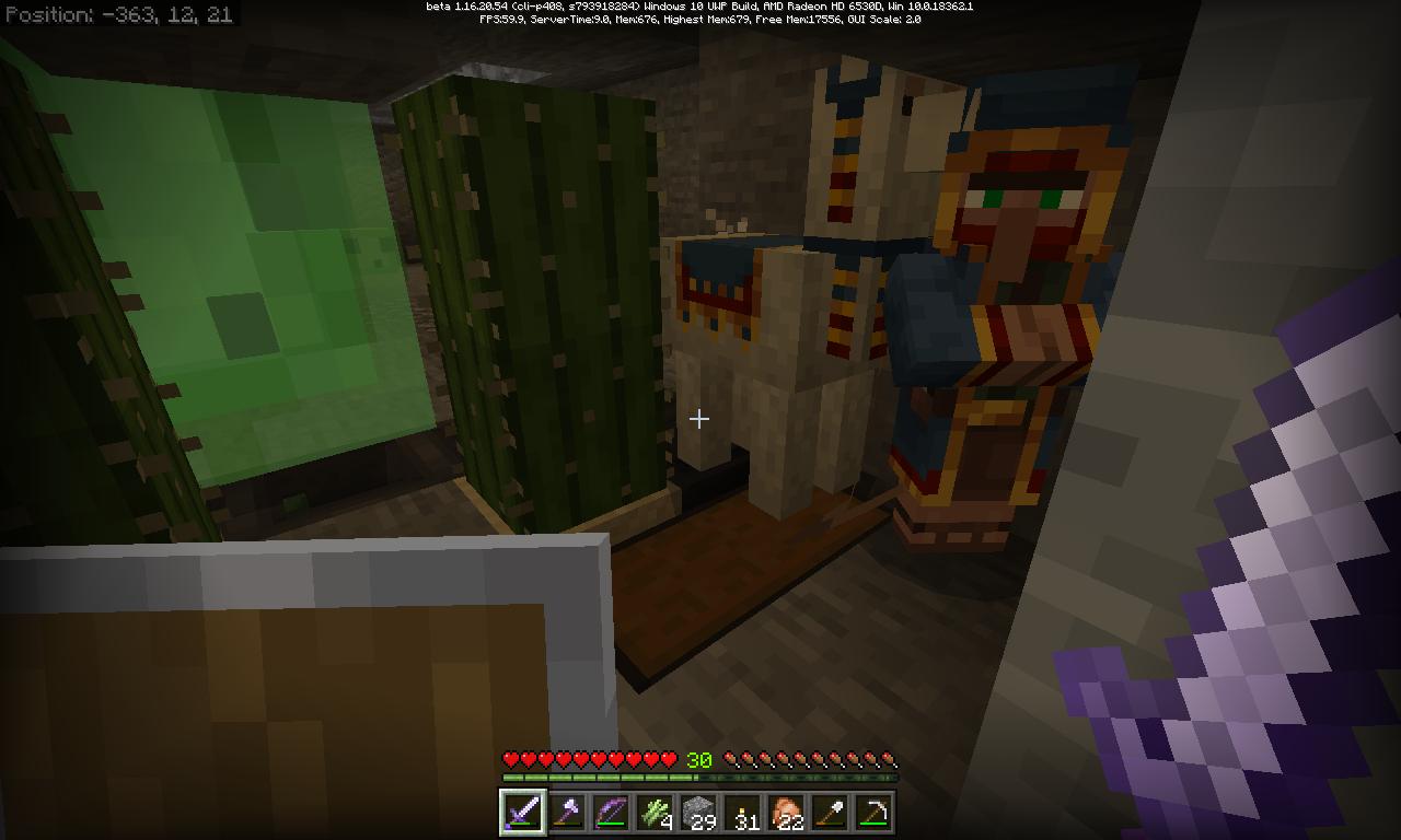 Mcpe 44312 Trader Llamas Don T Despawn When Wandering Trader Despawns Jira