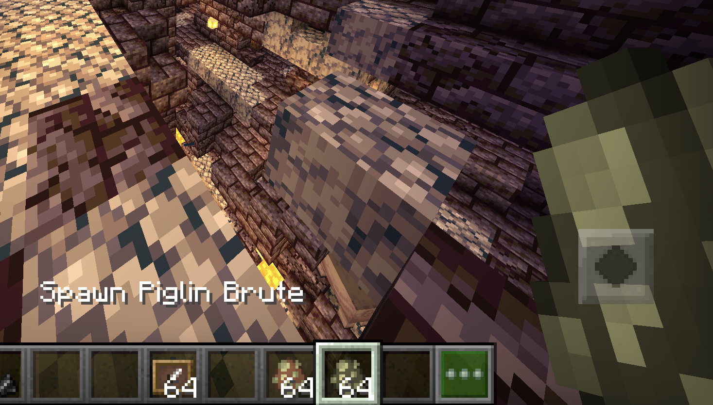 Mcpe 95716 Piglin And Piglin Brute Animations Are Broken And Piglin Brute Spawn Egg Is In The Wrong Color Jira