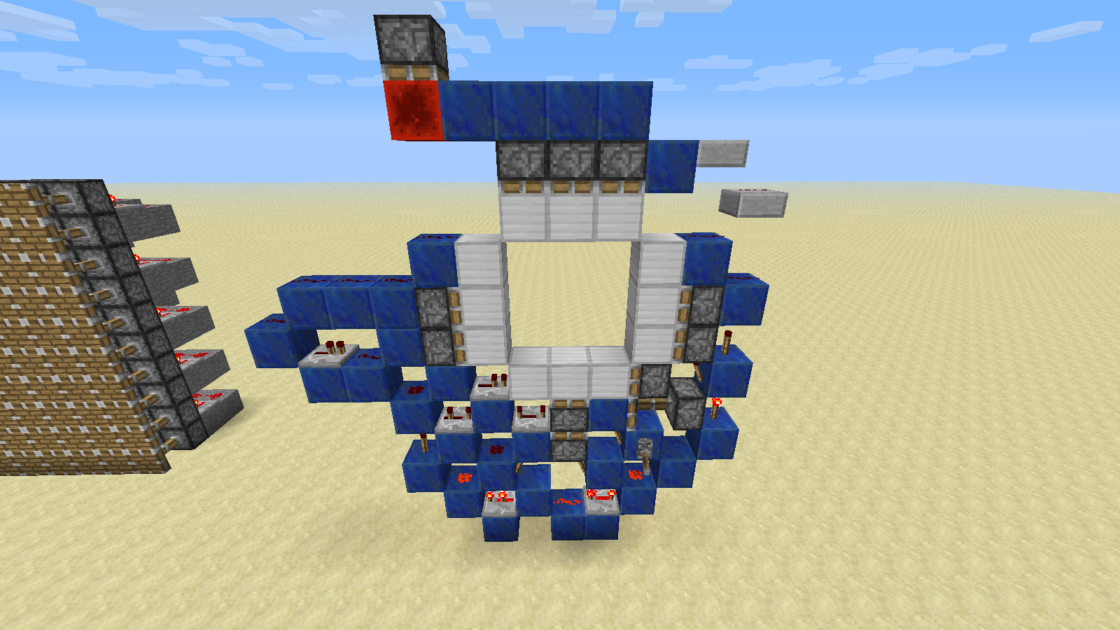 MC 108] Droppers, Dispensers and Pistons activate when