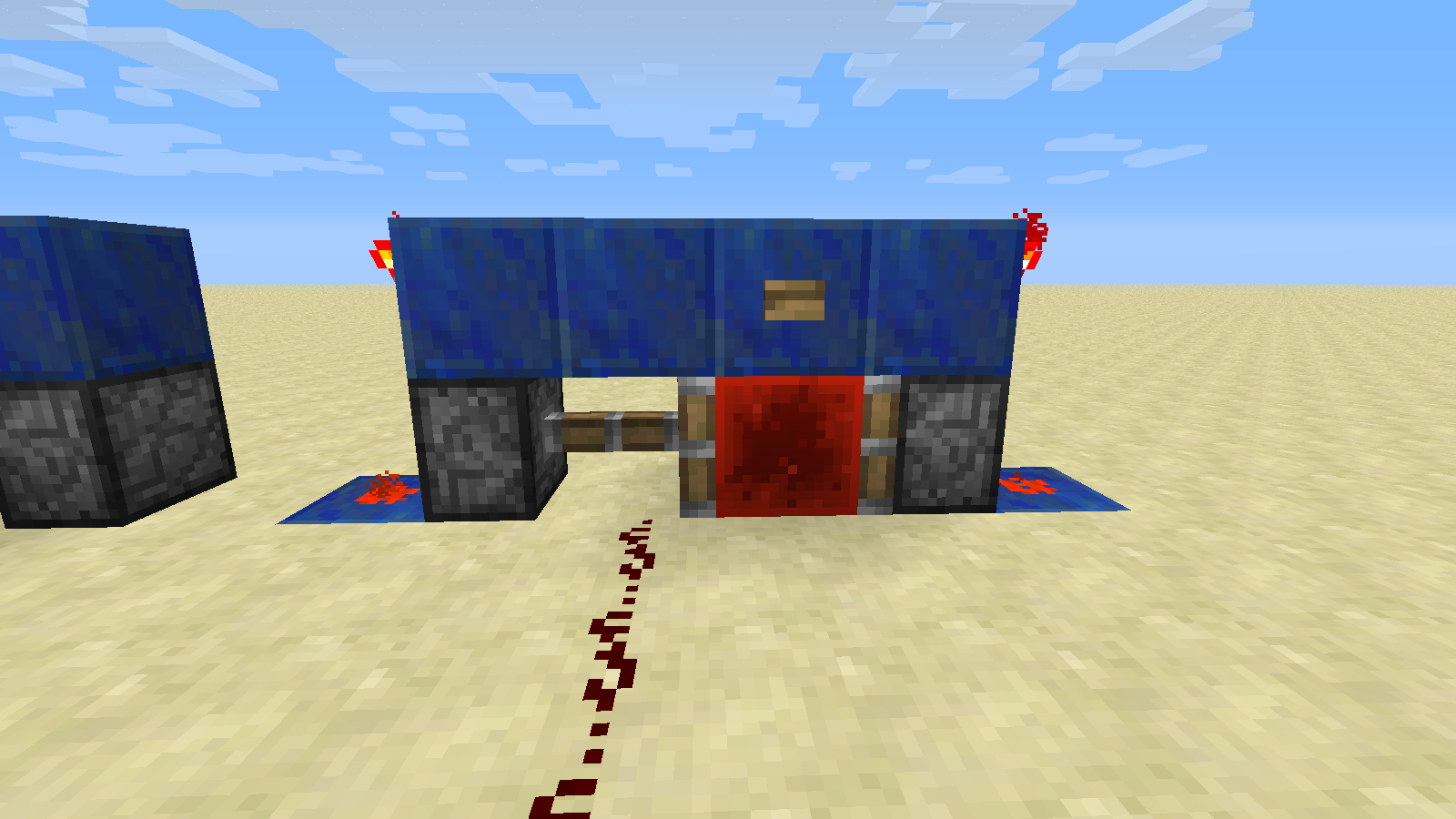 Mc 108 Droppers Dispensers And Pistons Activate When Blocks Are Two Way Switch Redstone 2013 07 11 111025