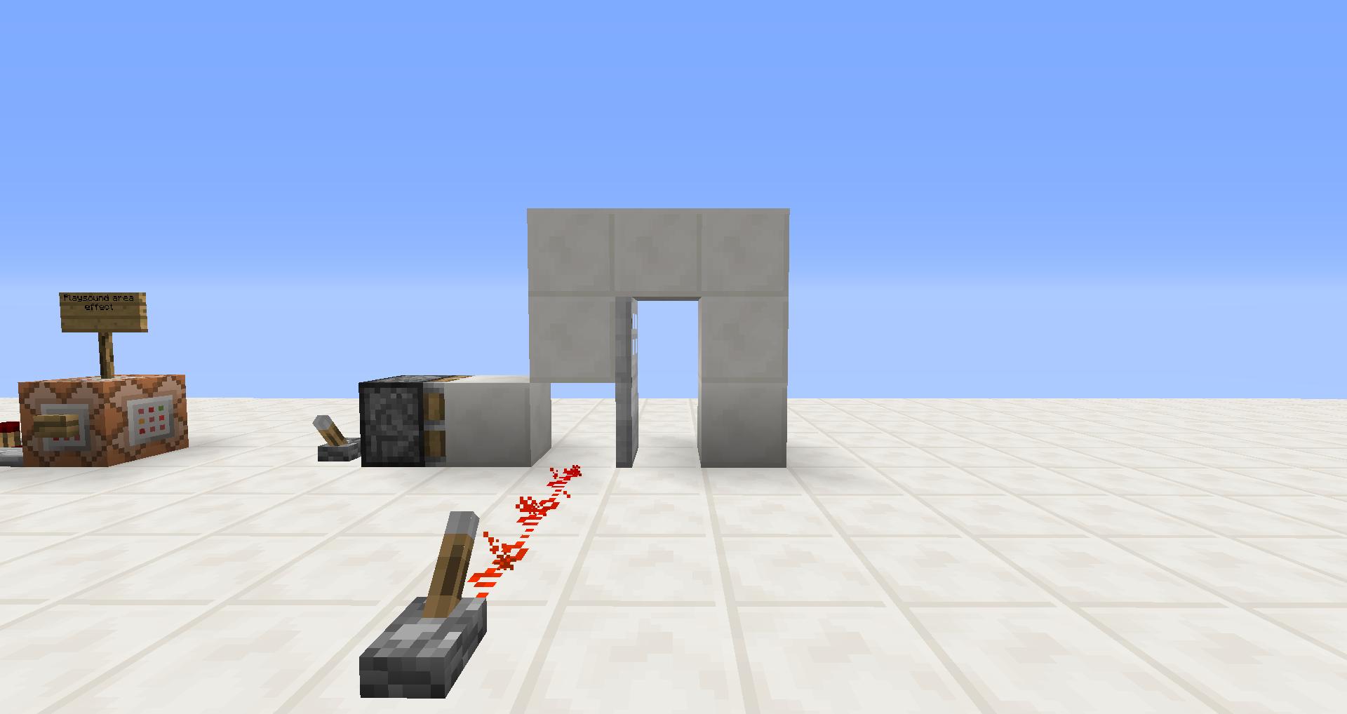 Mc 26739 Doors Wont Update With Redstone Jira