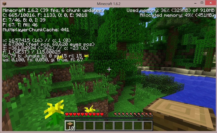 how to get minecraft seeds to work