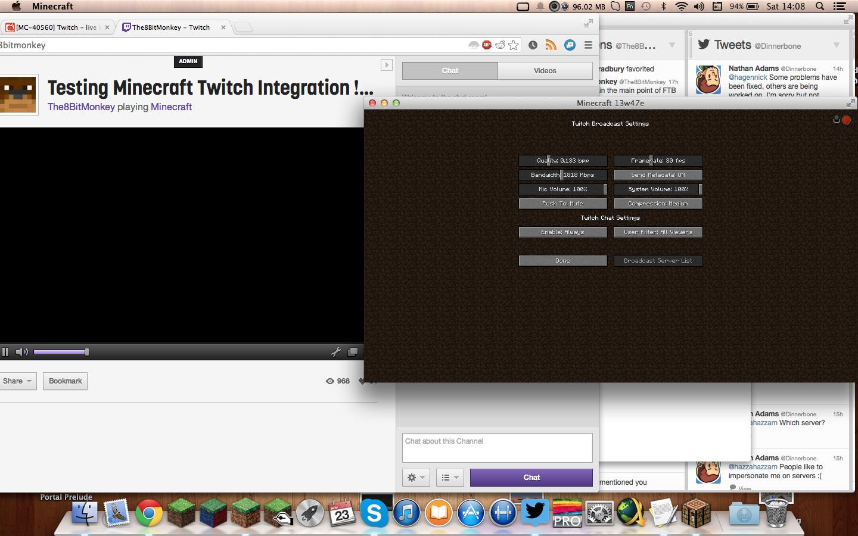 MC-40560] Twitch - live black screen - Jira