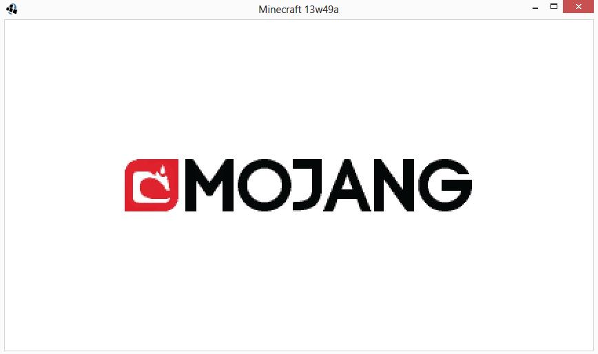 Mc 32314 The Mojang Logo Is Blurry Jira