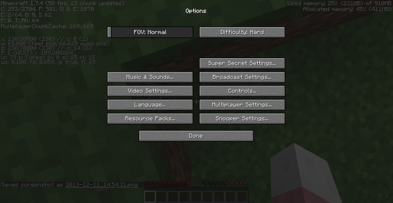 Minecraft Creative Tips Tricks: [MC-42053] Low Mob Spawn Rates On Low Render Distances