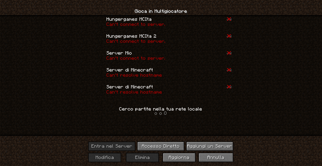 Dating minecraft server 1.7.4