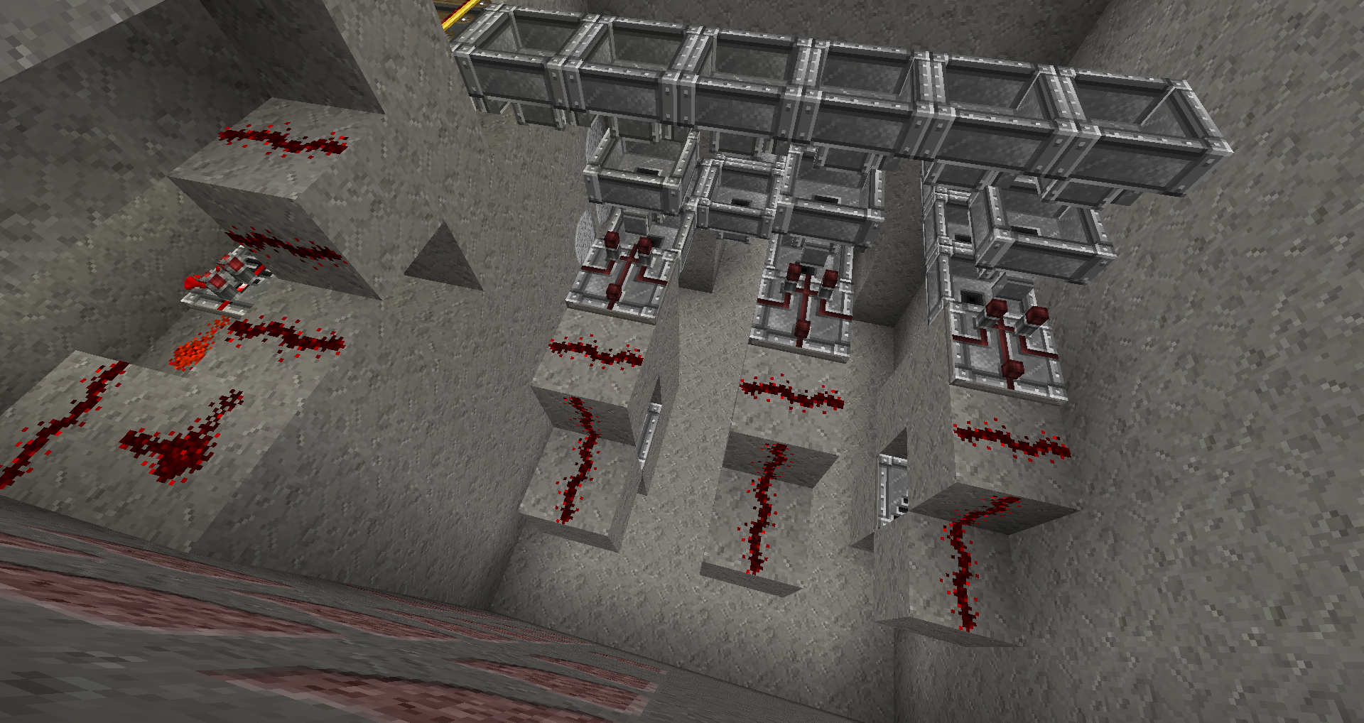 Mc 53384 When Using Resource Packs Redstone Dust Line Is Rotated Wiring Mod 2014 07 05 202907