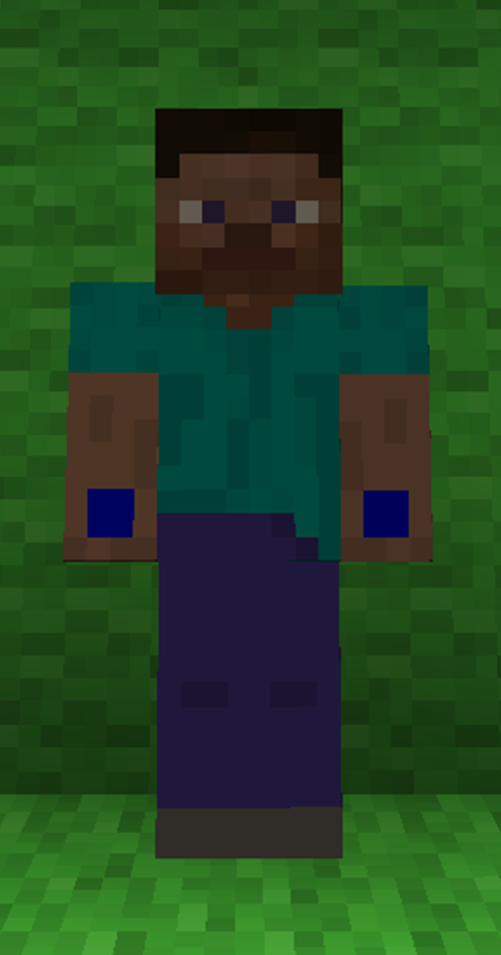 Mc 74583 Minecraft Player Skin Arm Orientation Incorrect Jira