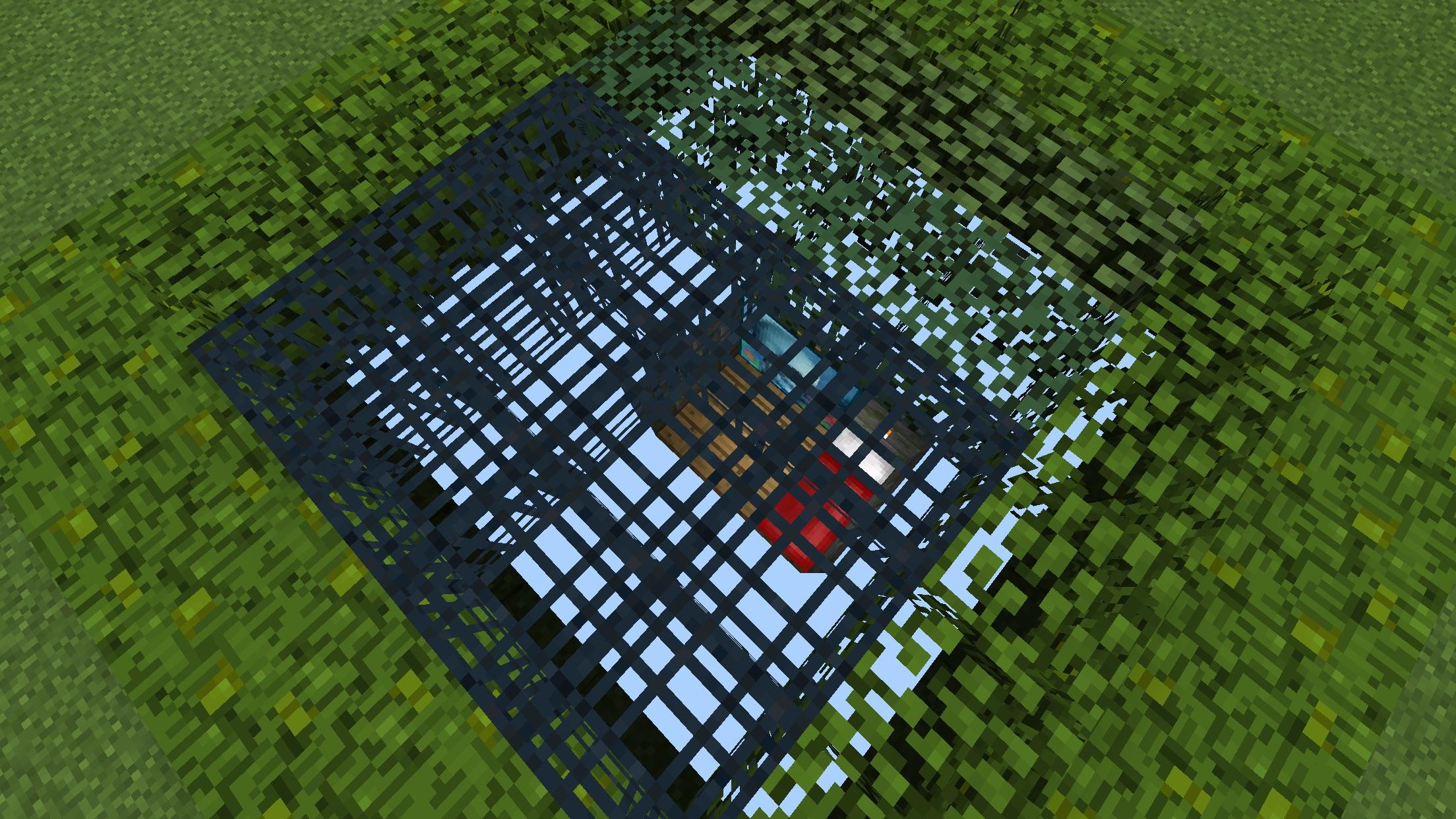MCPE-9] jungle leaves x-ray bug - Jira