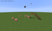 mobs being teleported to flying mobs.png