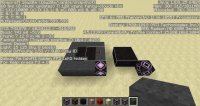 Structure block save selection and loaded structure (16w20a).png