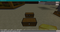 Clone command and resulting overlapping chests.png