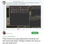 Animal feed regression bug.jpg