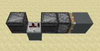 Observer detecting 2 redstone tick pulse.png
