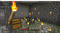 Minecraft Amount of Light to Stop Spawner 02.png