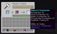 A diamond chestplate with all kinds of protection enchantments.jpg
