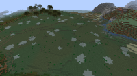 it's been over a year, but it's still not fixed. here's a picture of some grass naturally generated under water in a swamp, maybe that'll motivate the Mojang team.png