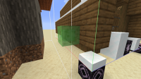 Structure block outline behind slime block.png