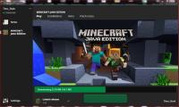 Minecraft 1.15 Download Hangs.PNG