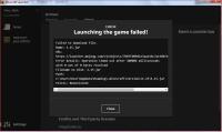 Minecraft Launcher Fail.PNG