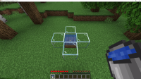 You can't empty water buckets into waterlogged blocks.gif