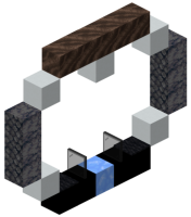 Non Ghast Spawn Proof Nether Tunnel.png