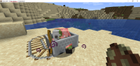 Zombified Piglin minecart bug in Pre-release 1.PNG