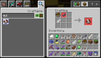 24 ink sacs in inventory - none in crafting grid.png