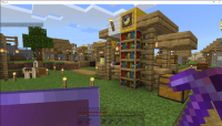 Minecraft Bedrock Villagers Not at Work Stations 01.png