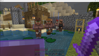 Minecraft Bedrock Villagers Not in Bed 04.png