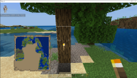 Minecraft Bedrock 1.17.30.24 Beta Tree on Gravel 02.png