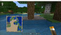 Minecraft Bedrock 1.17.30.24 Beta Tree on Gravel 03.png