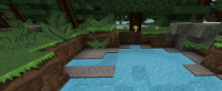 Minecraft Snapshot 14w05b - Floating Entities Bug.png