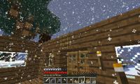 Minecraft 14w26b torch bug.gif