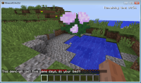 Minecraft floating object bug.png
