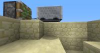 Derailed Minecart , barrier underneath (1.8.6).png